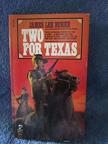 Two For Texas: Burke, James Lee