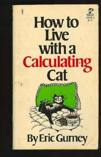 How To Live with a Calculating Cat: Eric gurney