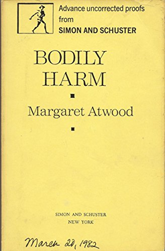 9780671441531: Bodily Harm