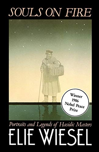 9780671441715: Souls on Fire: Portraits and Legends of Hasidic Masters