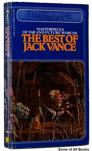9780671441869: The Best of Jack Vance