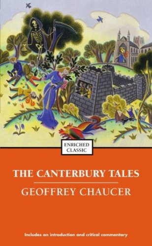 9780671442392: The Canterbury Tales