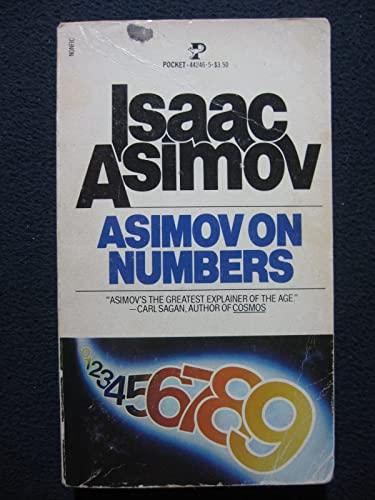 9780671442460: Asimov on Numbers