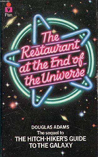 The Restaurant at the end of the: Adams, Douglas