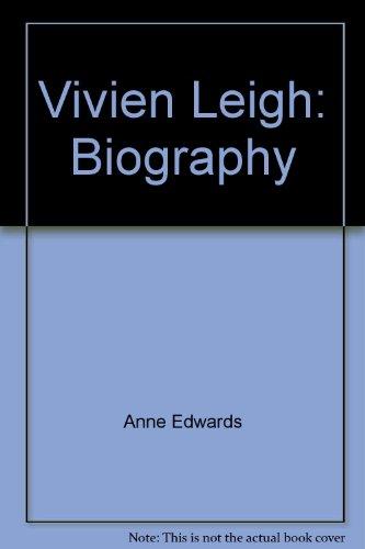 9780671442897: Vivien Leigh: Biography