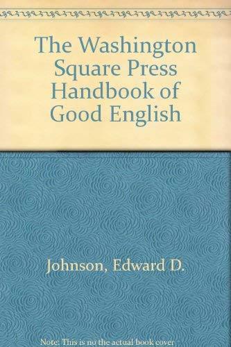 9780671442941: Handbook of Good English