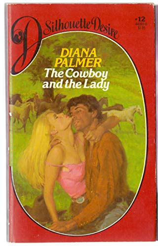 9780671443696: The Cowboy and the Lady