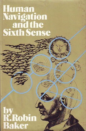 9780671443900: Human Navigation and the Sixth Sense