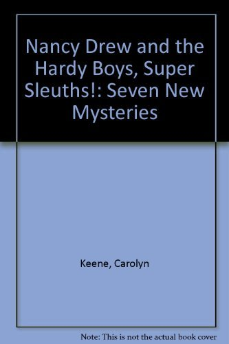 9780671444297: Nancy Drew and the Hardy Boys, Super Sleuths! Volume 2 (Nancy Drew & Hardy Boys Companion Volume)