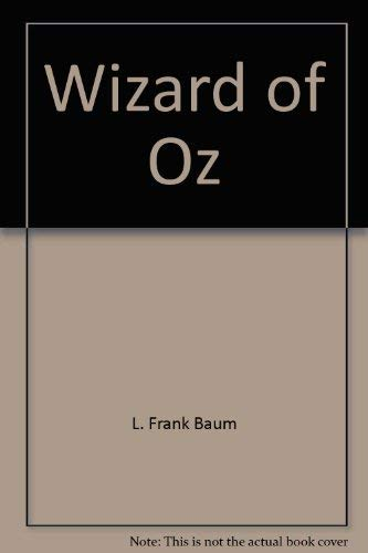9780671444334: The Pop-Up Wizard of Oz