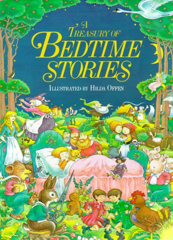 9780671444631: A Treasury Of Bedtime Stories
