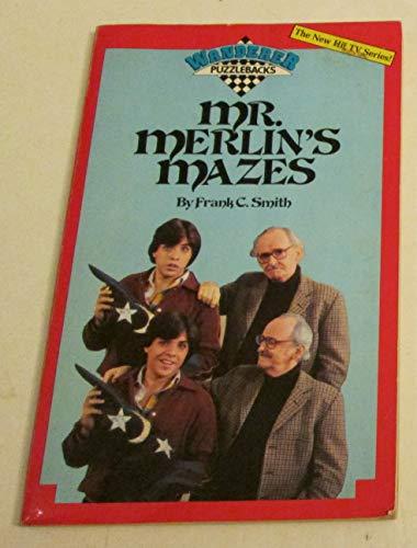 9780671444785: Mr. Merlin's Mazes
