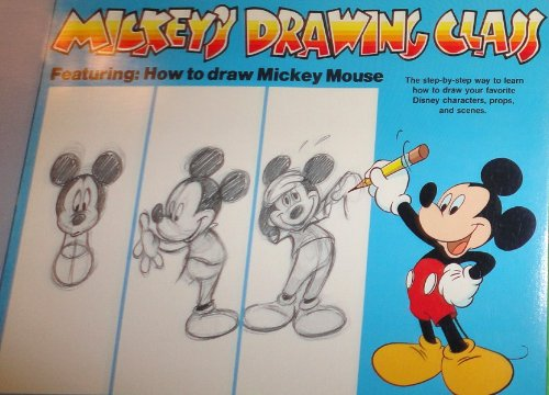 Mickey's Drawing Class: Featuring Mickey