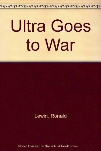 9780671445317: Ultra Goes to War