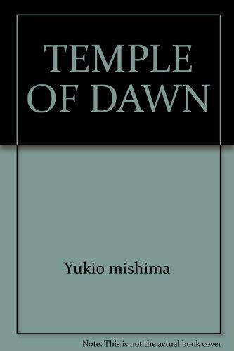 9780671445348: TEMPLE OF DAWN