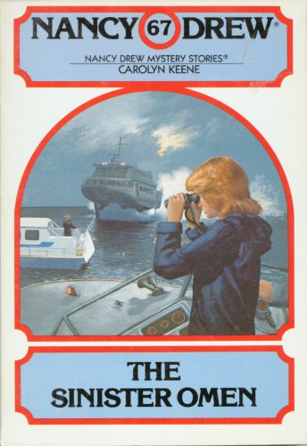 The Sinister Omen (Nancy Drew Mystery Stories,: Carolyn Keene
