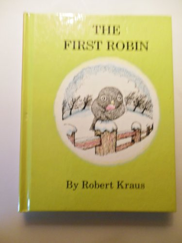 9780671445652: The First Robin