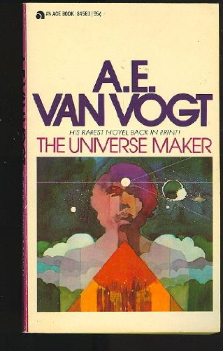 9780671447083: The Universe Maker