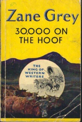 9780671447151: 30,000 on the Hoof