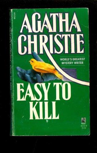 9780671447236: Easy to Kill