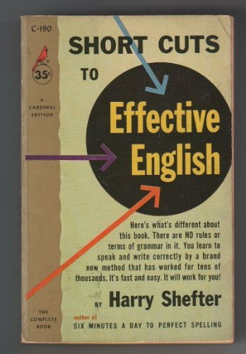 9780671447397: Short Cuts to Effective English