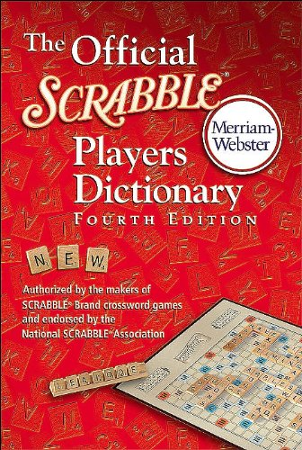 9780671447861: The Official Scrabble Players Dictionary
