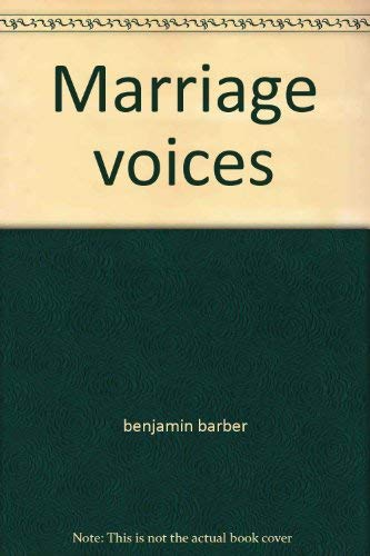 Marriage Voices: barber, Ben