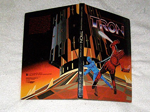 Tron: A Pop-up book: None Noted