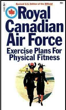 9780671448691: RCAF EXERCISE PLAN
