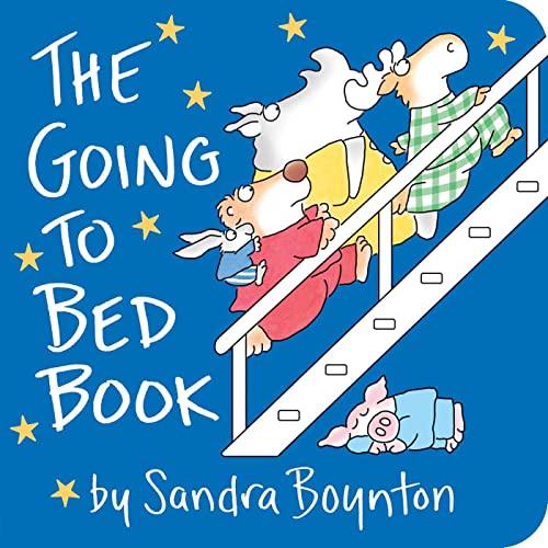 9780671449025: The Going to Bed Book (Boynton Board Books (Simon)
