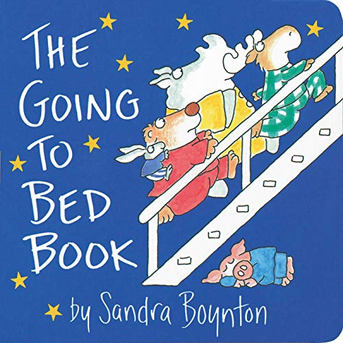 9780671449025: The Going to Bed Book