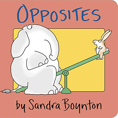 9780671449032: Opposites (Boynton Board Books)