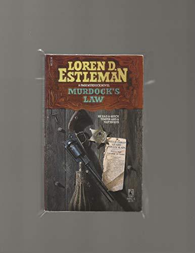 9780671449513: Murdock's Law