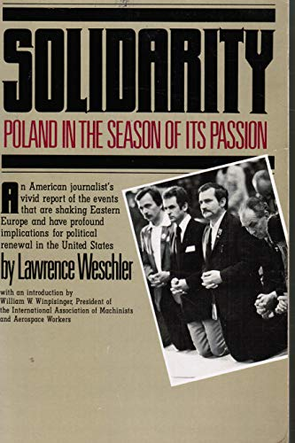 9780671449650: Solidarity: Poland in the Season of its Passion