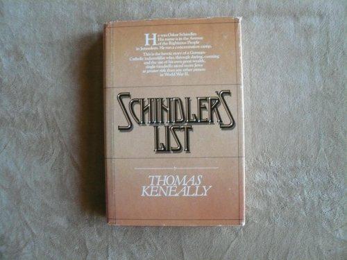 9780671449773: Schindler's list
