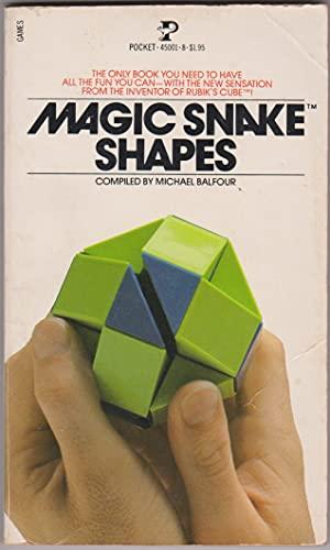 9780671450014: Magic Snake Shapes