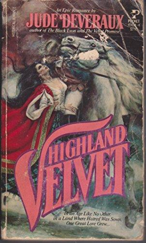 9780671450342: Highland Velvet