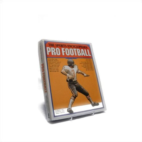 The Sports Encyclopedia: Pro Football
