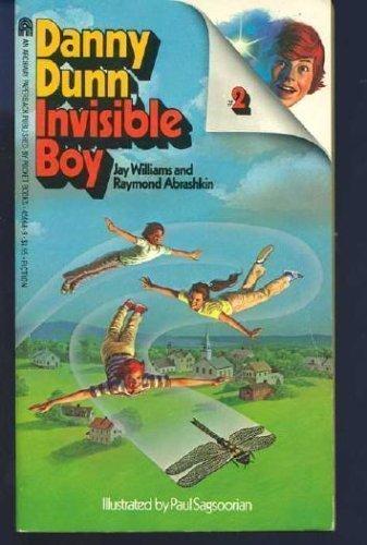 9780671450687: Danny Dunn Invisible Boy