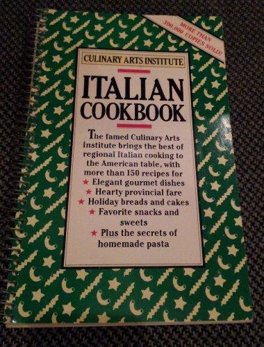 9780671450816: Culinary Arts Institute: Italian Cookbook