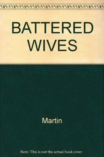9780671450854: Battered Wives