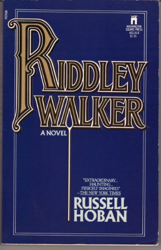 9780671451189: RIDDLEY WALKER