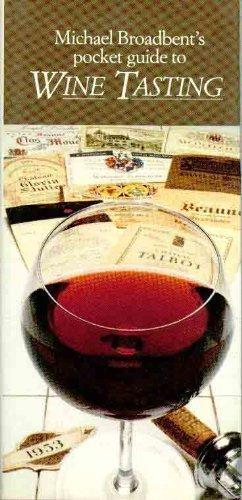 9780671452353: Michael Broadbent's Pocket Guide to Wine Tasting
