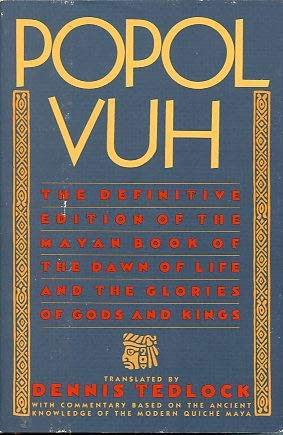 9780671452414: Popol vuh: The definitive edition of the Mayan book of the dawn of life and the glories of gods and kings