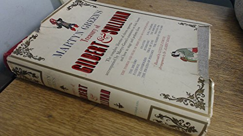 Martyn Green's Treasury of Gilbert & Sullivan: Martyn green