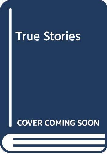 9780671452711: True Stories