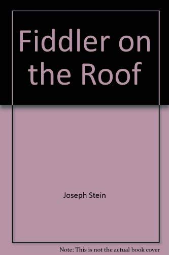9780671452780: Fiddler on the Roof