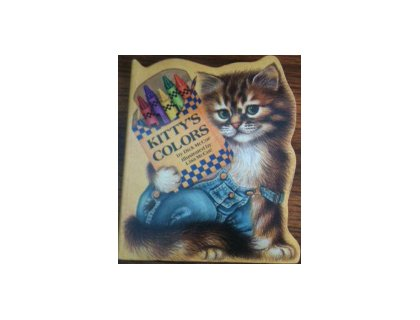 Kitty's Colors (0671454897) by McCue, Dick
