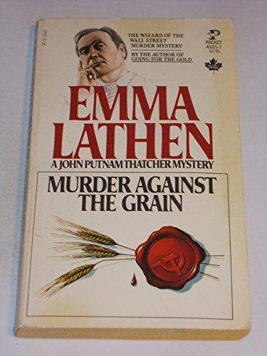 9780671455255: Murder Against the Grain