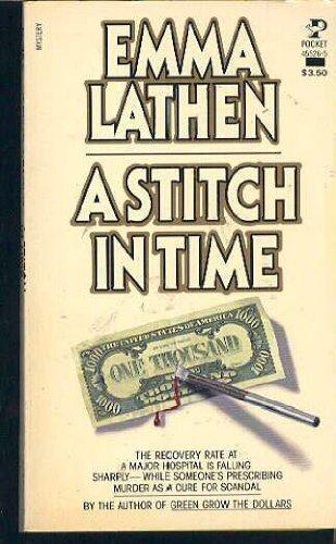 A Stitch in Time: Emma Lathen
